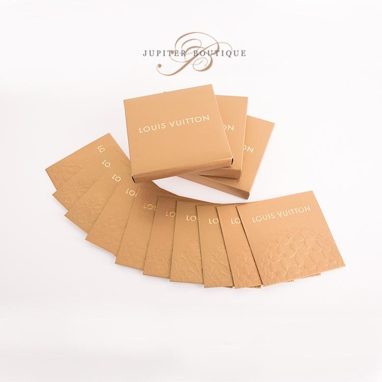 f71ef680a9c LOUIS VUITTON Golden Gift Envelope Set (3 boxes)